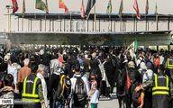 آخرین اخبار از مرزهای «خسروی، مهران، شلمچه و چذابه»/علت اختلال اینترنت در مرز مهران