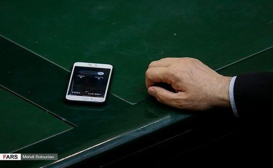 عکس: اینستاگرام بازی یک نماینده در مجلس