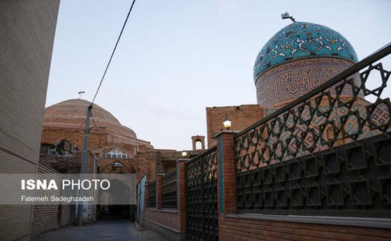 تصاویر: حال و روز امامزاده «اسماعیل» اصفهان