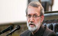 لاریجانی: سوریه یکی از محورهای مهم مقاومت است