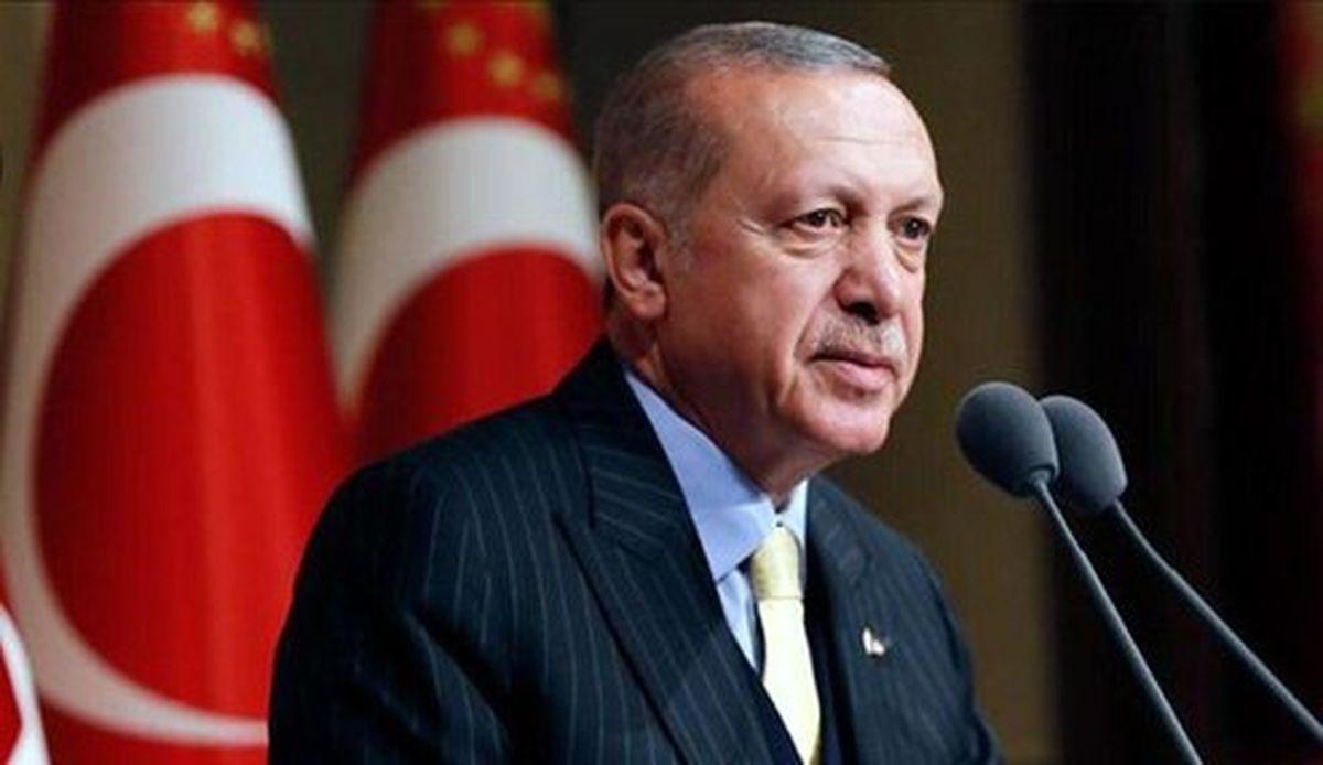 اردوغان: اجازه نمیدهیم کردها در لباس ارتش سوریه در مرز بمانند