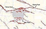 آیا زلزله فیروزکوه گسلهای تهران را فعال میکند؟