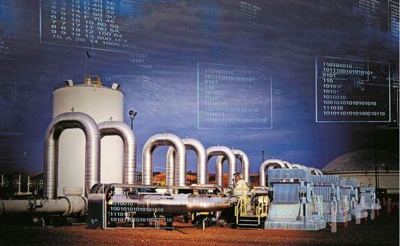 نوآوریهای زیمنس درحمایت از توسعه بخش گاز و نفت ایران