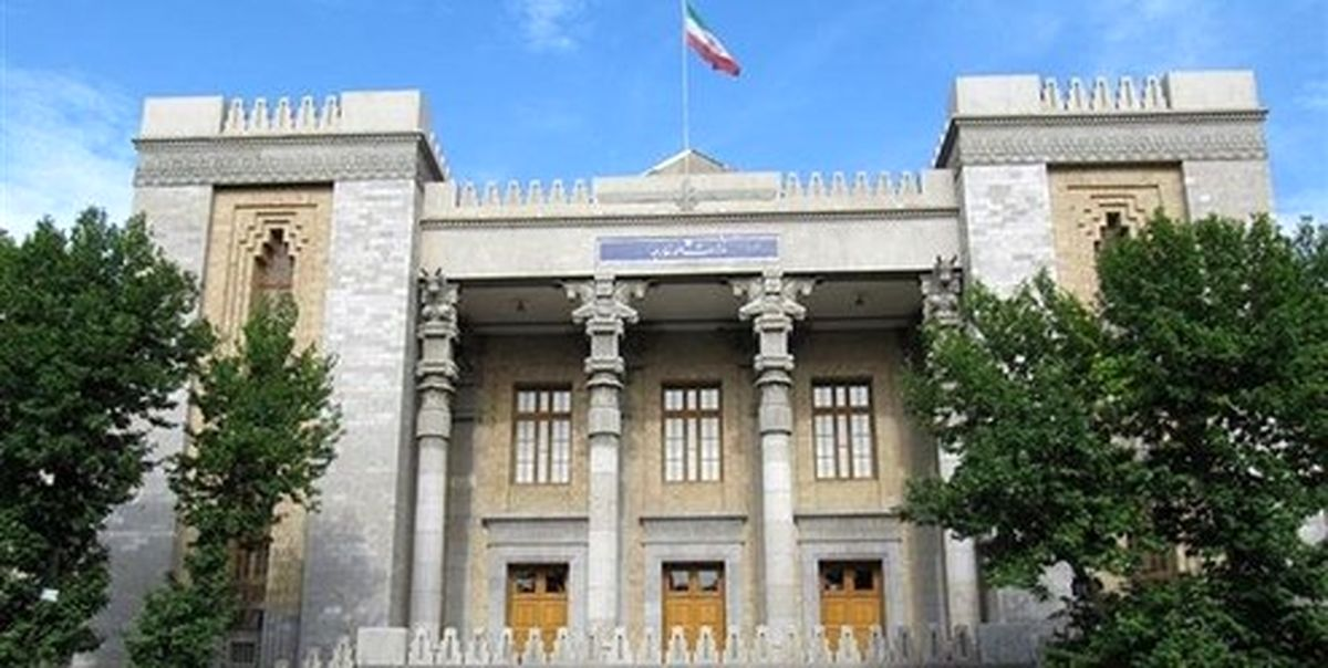 وزارت خارجه ایران: بی سرزمین کردن مردم فلسطین، پذیرفتنی نیست