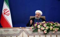 روحانی: وعدههایم در سال ۹۵ برای آن زمان بود! +فیلم