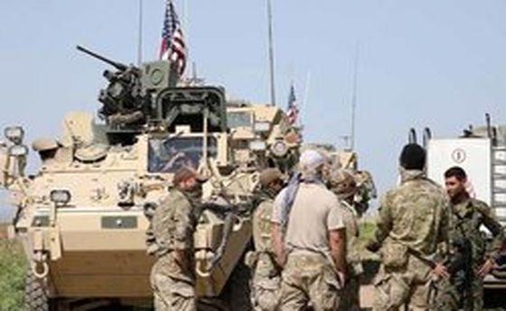 نظامیان آمریکایی به سوی عراق سرازیر شده اند