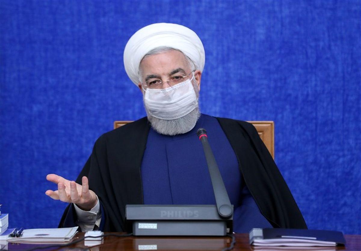 روحانی: اقدامات مربوط به واکسن باید اطلاعرسانی شود