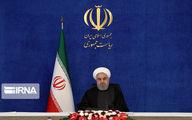 روحانی: ۲۲ بهمن به صورت موتوری و خودرویی انجام شود