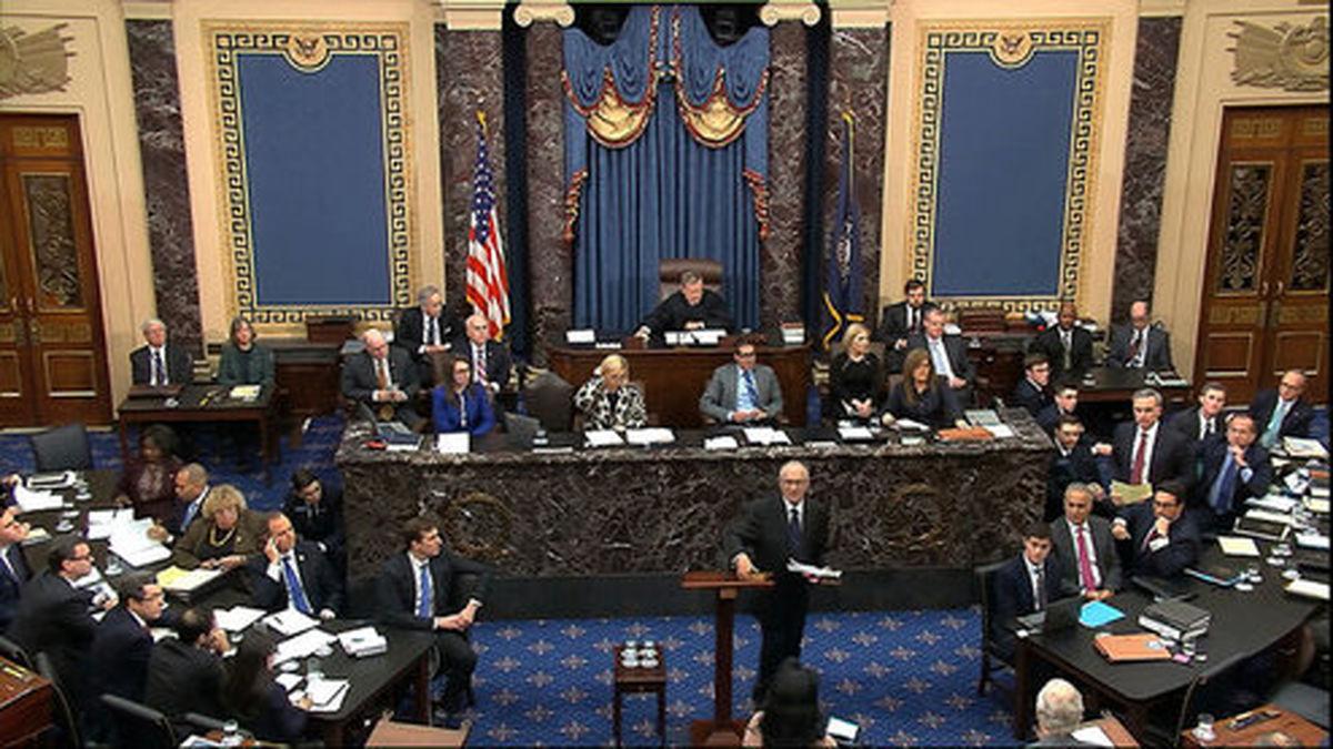 تصویب لایحه بودجه نظامی آمریکا در مجلس سنا