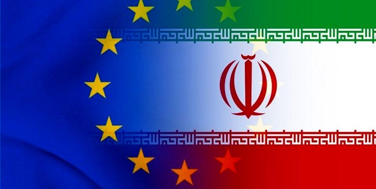 اتحادیه اروپا ایران را تهدید به تحریم کرد