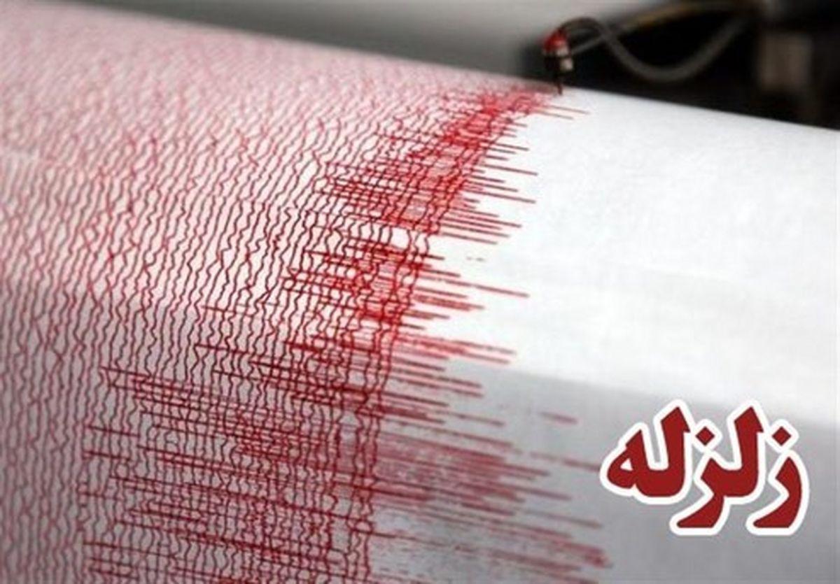 اولین فیلم از وقوع زلزله ۵.۱ ریشتری رامیان