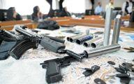 دستبرد مسلحانه سارقی به ۱۲ بانک! +تصاویر