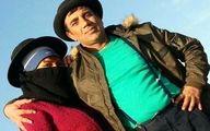 نصرالله رادش بلاخره از همسرش رونمایی کرد! +عکس