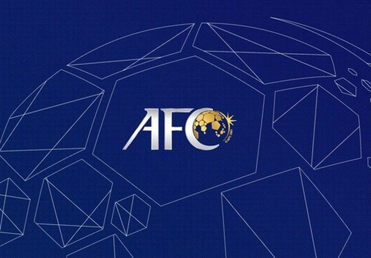 AFC؛ لغو مسابقات نمایندگان ایران در لیگ قهرمانان