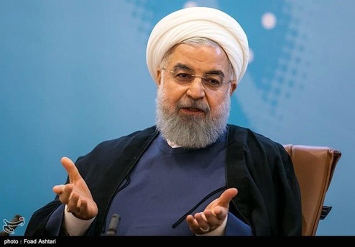روحانی: نگرانی جدید ابتلای جوانان به کرونا است