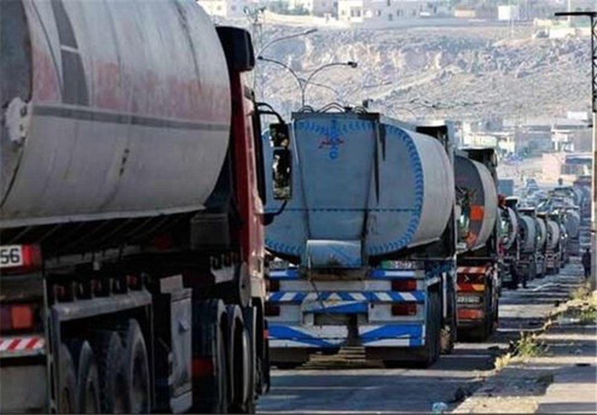 توافق جدید ایران و عراق/ آغاز تردد تانکرهای سوخت