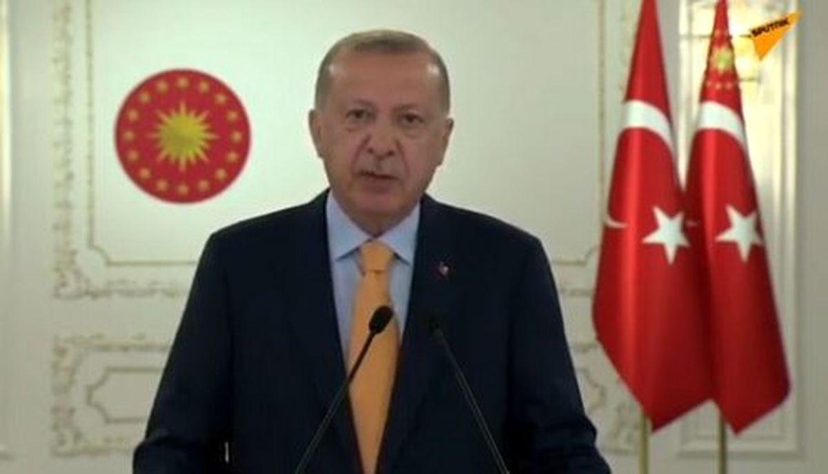 درخواست اردوغان از اروپا