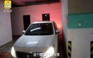 پارکینگ عجیبی که راننده چینی کرایه کرد! +فیلم