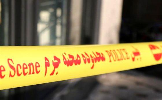 قتل مأمور پلیس در درگیری شخصی