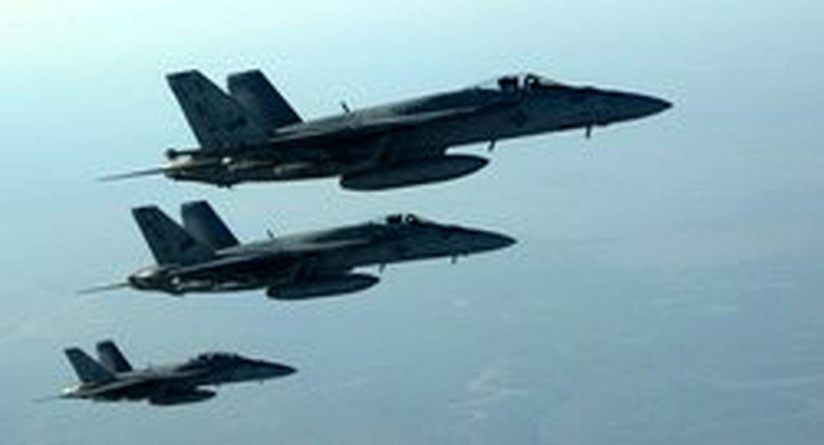 کشته شدن ۲۰ غیرنظامی در حملات ائتلاف آمریکا در دیرالزور