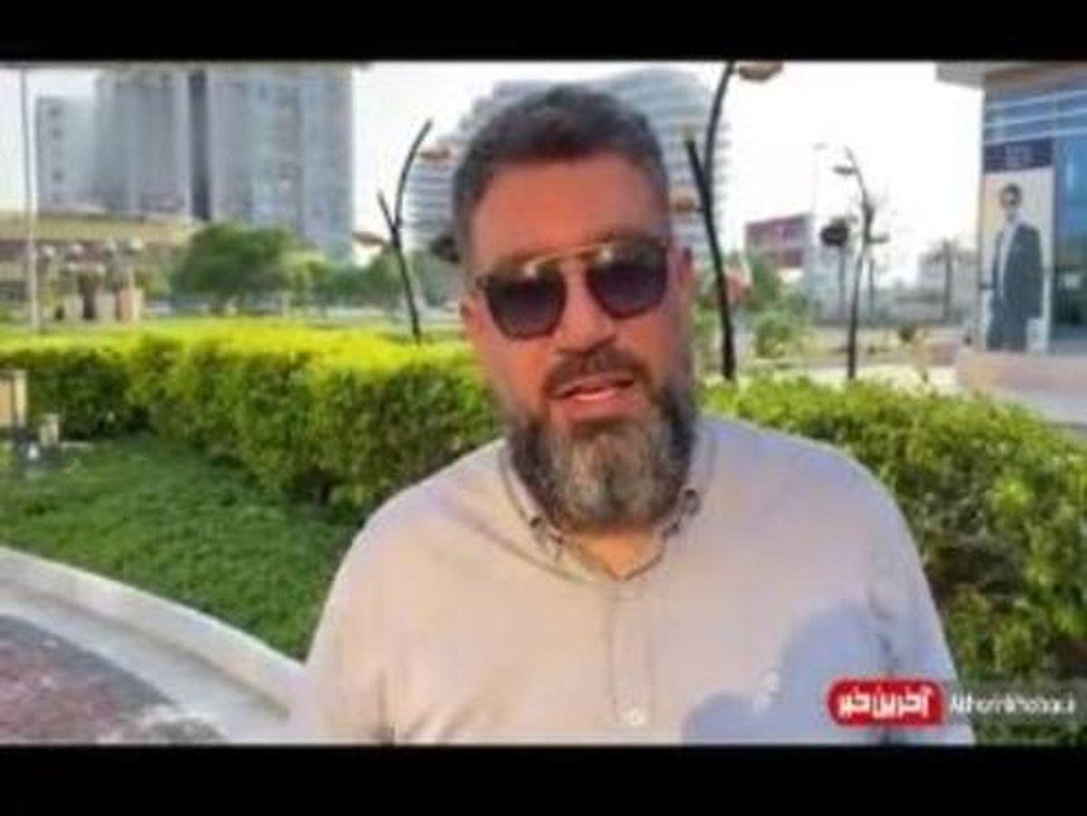 روایت تکاندهنده رشیدپور از لحظه شهادت افسر پلیس در شهرک غرب