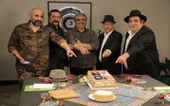 هنرنمایی بازیگر «نون خ» در «شام ایرانی» +عکس