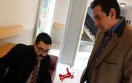 ابراهیم تاتلیس در پشتصحنه فیلم ایرانی +فیلم