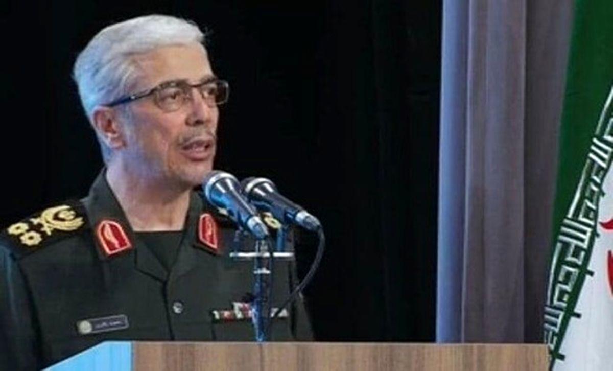 سرلشکر باقری: دنیا در عملیات کربلای ۵ متوجه توان نظامی ایران شد