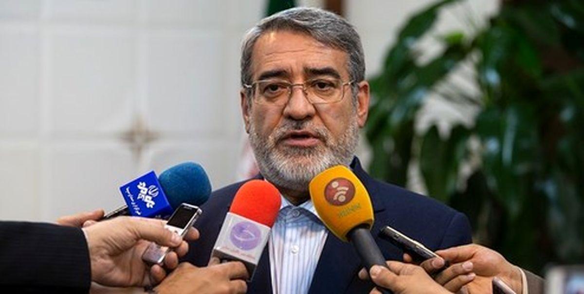 هشدار وزیرکشور به رسانهها: به قوه قضاییه معرفی میشوید