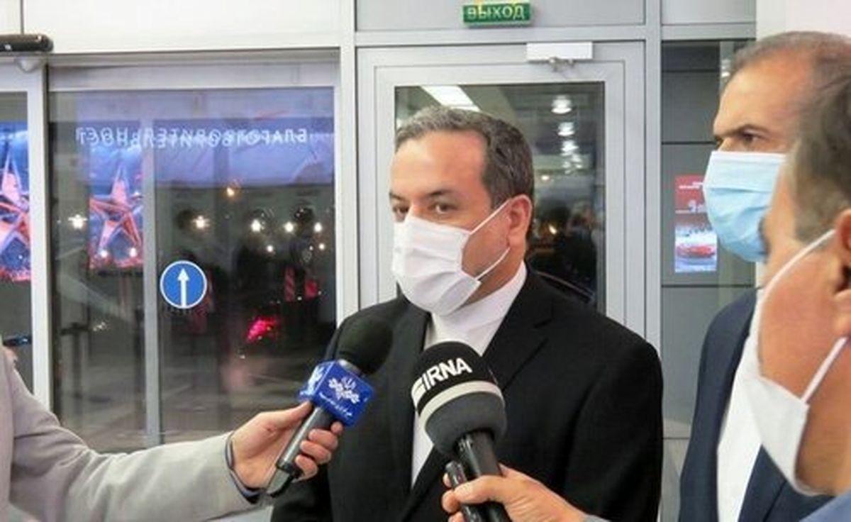 گزارش عراقچی از سفرش به کویت