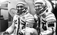 نخستین سیاهپوستی که به فضا رفت +عکس