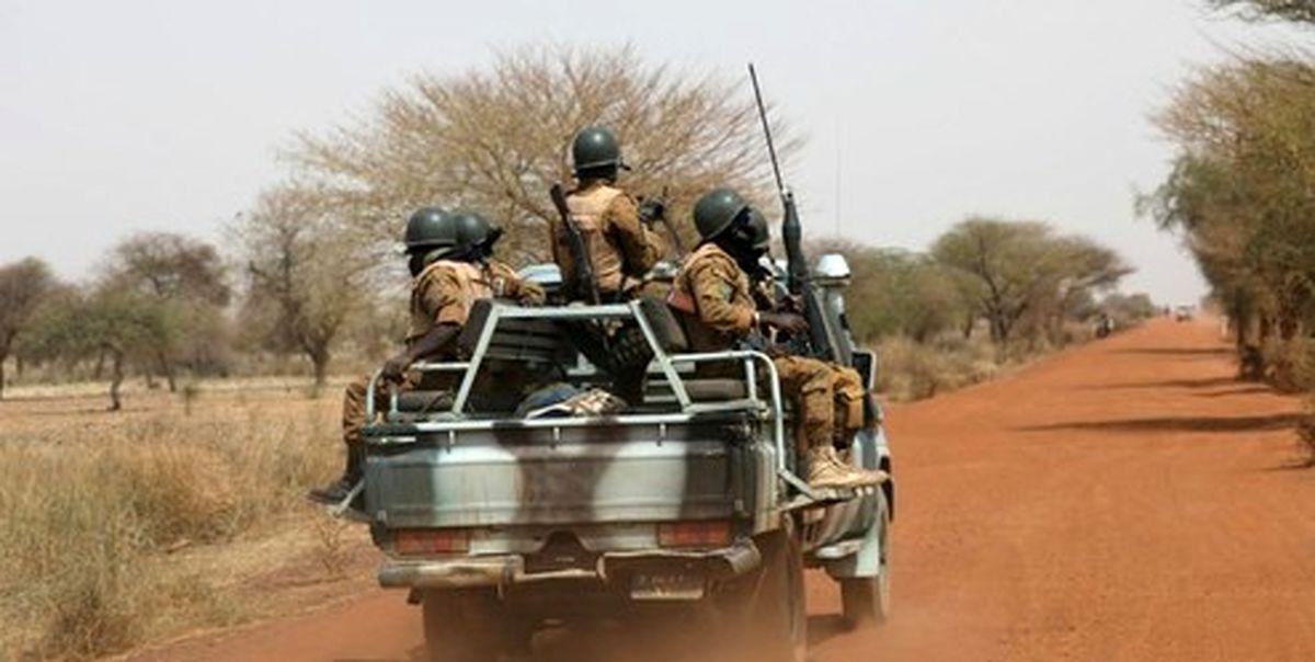 حمله افراد مسلح به کلیسایی در بورکینافاسو