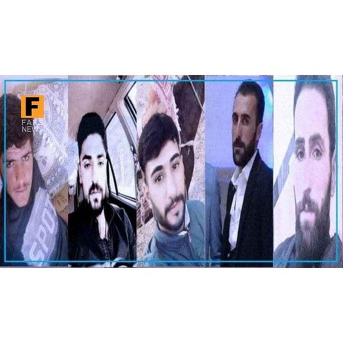 گرفتاری ۵ کولبر ایرانی در بهمن مرز ترکیه +عکس