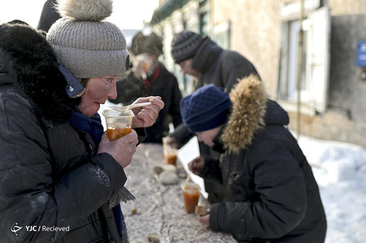 تصاویر: بیخانمانهای سیبری