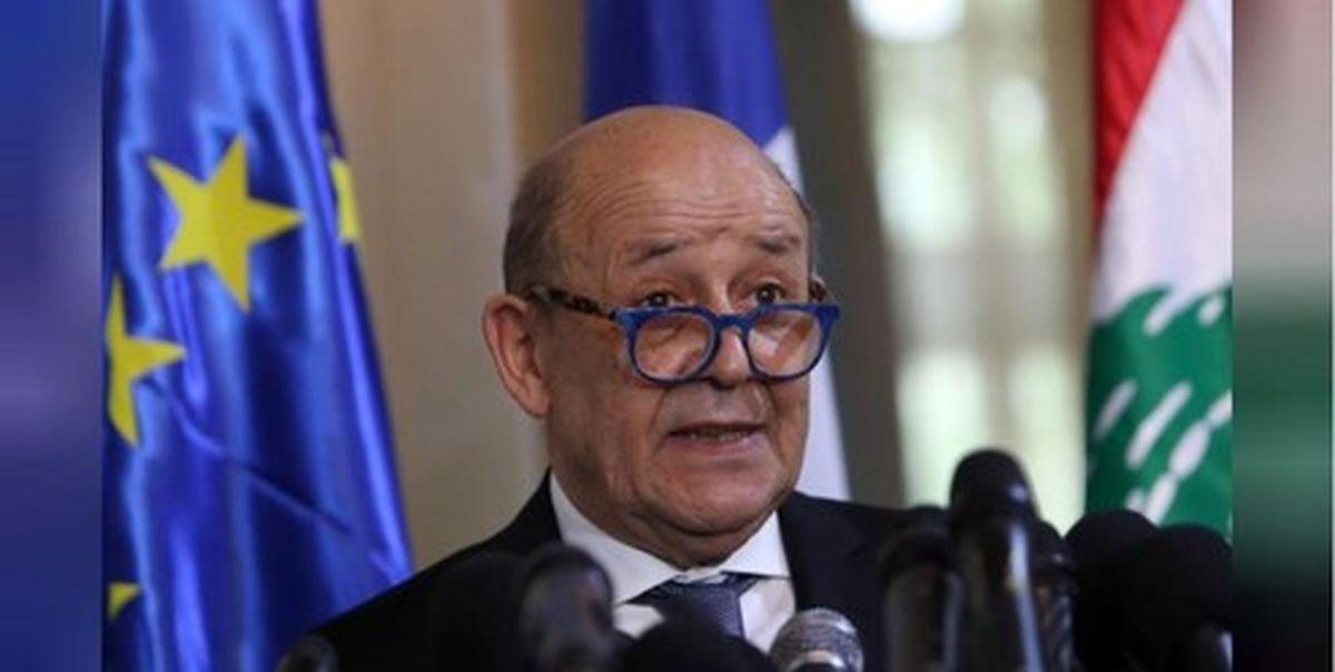 فرانسه از ایران خواست فوراً تعهدات برجامی را از سر بگیرد