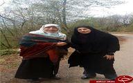 تصاویر: همسر ظریف در رامسر