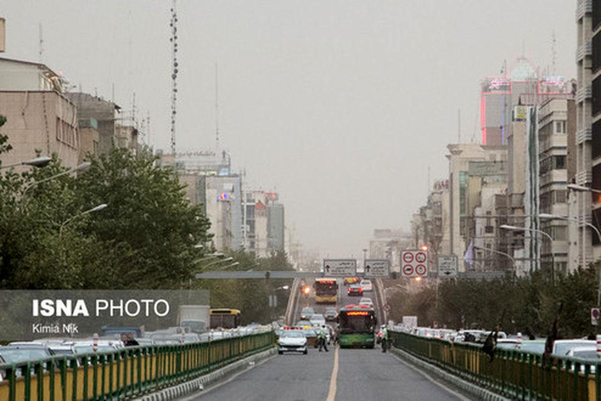 چرا هوای تهران همچنان آلوده است؟