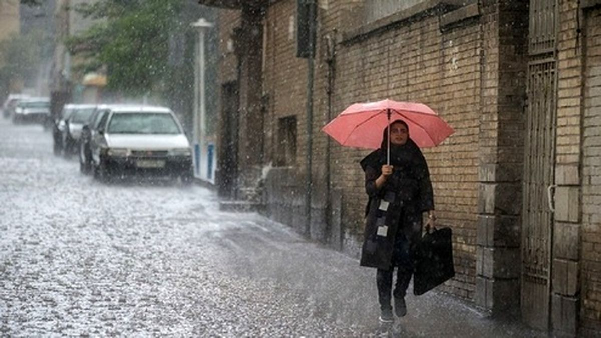 هشدار؛ احتمال وقوع سیل در تهران