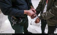بازداشت سارق زورگیر پس از تیراندازی پلیس