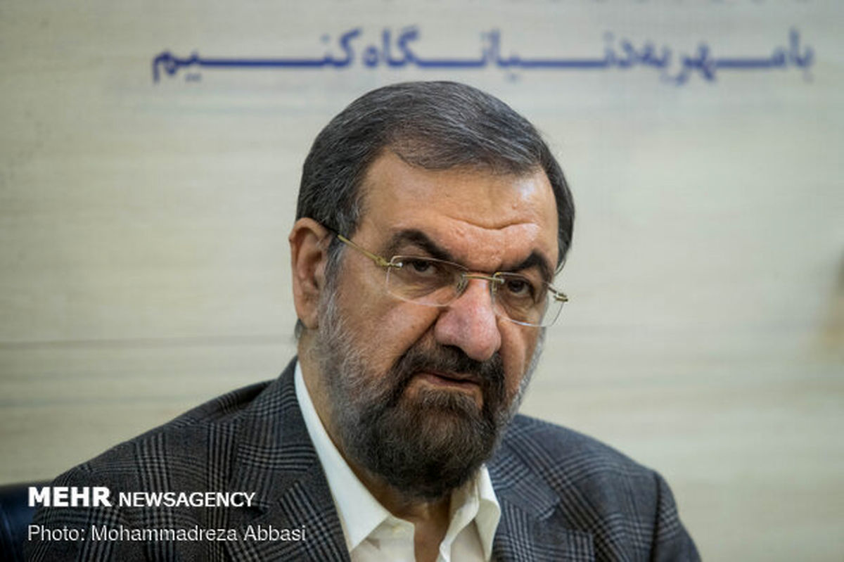 واکنش محسن رضایی به بسته تحریمی آمریکا علیه ایران