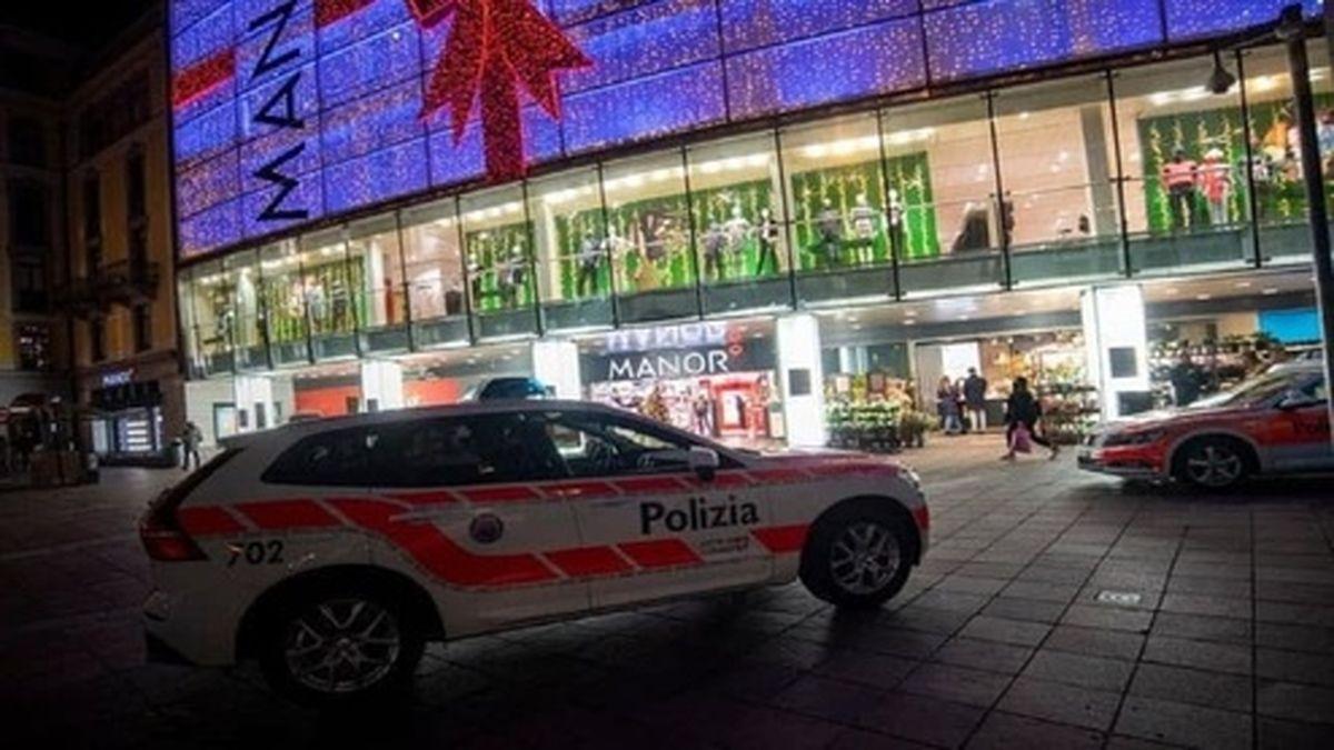 دستگیری زن چاقو کش در سوئیس