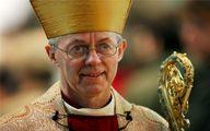 اسقف اعظم انگلیس فرزند نامشروع منشی چرچیل! +عکس