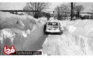 عکس: وقتی برف و بوران ایران در گینس ثبت شد!