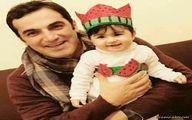 شیرینترین اتفاق برای بازیگر ایرانی در سال ۹۶ +عکس