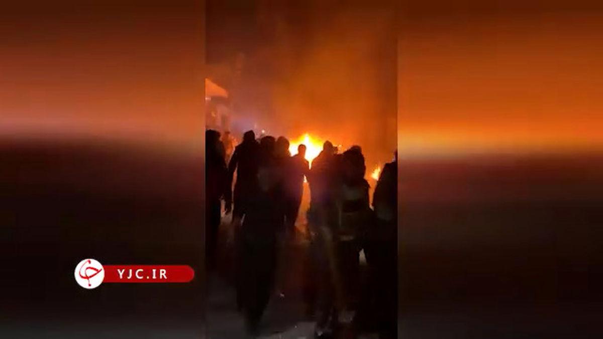 انفجار در مرز سوریه و ترکیه