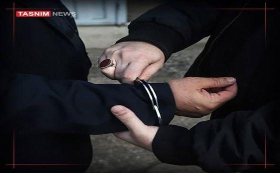 دستگیری عامل هتک حرمت به یک روحانی