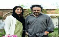 بازیگر معروف ایرانی و همسرش کرونا گرفتند +عکس