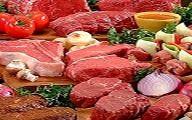 قیمت انواع گوشت تازه قرمز  در بازار