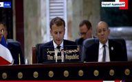 مکرون: در عراق میمانیم