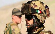 خروج نیروهای نظامی ایتالیا از افغانستان